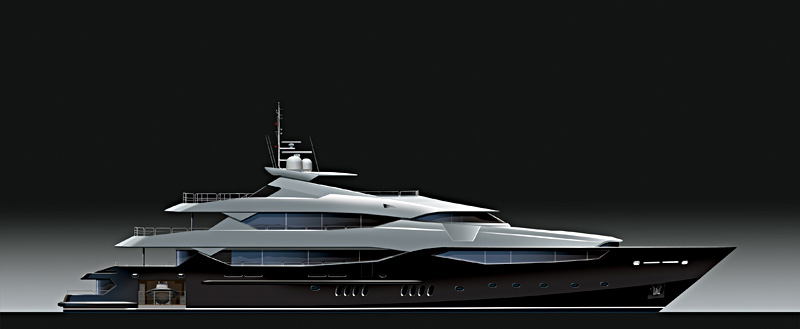 British Yacht Manufacturers Fight For The Top End